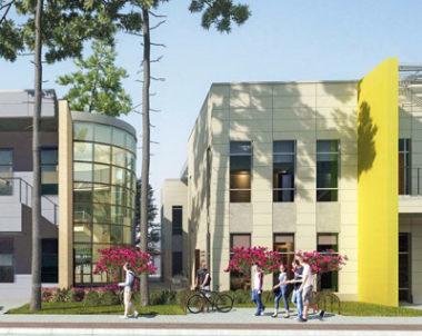 UF's Institute of Black Culture and Institute of Hispanic-Latino Cultures rendering