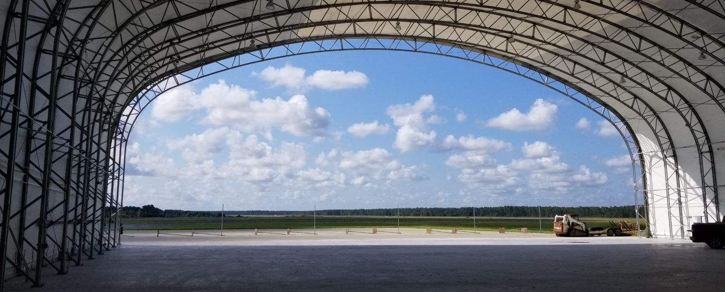 Jacksonville Aviation Authority Cecil Airfield Hangar Relocation