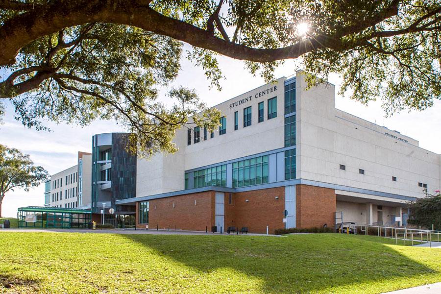 Hillsborough Community College Continuing Services Contract Building Exterior