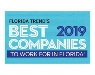 Florida Trend's Best Companies to Work for in Florida 2019